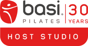 BASI Pilates Logo 30 Years