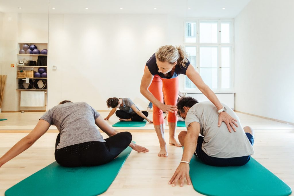 Pilates Präventionskurs Berlin
