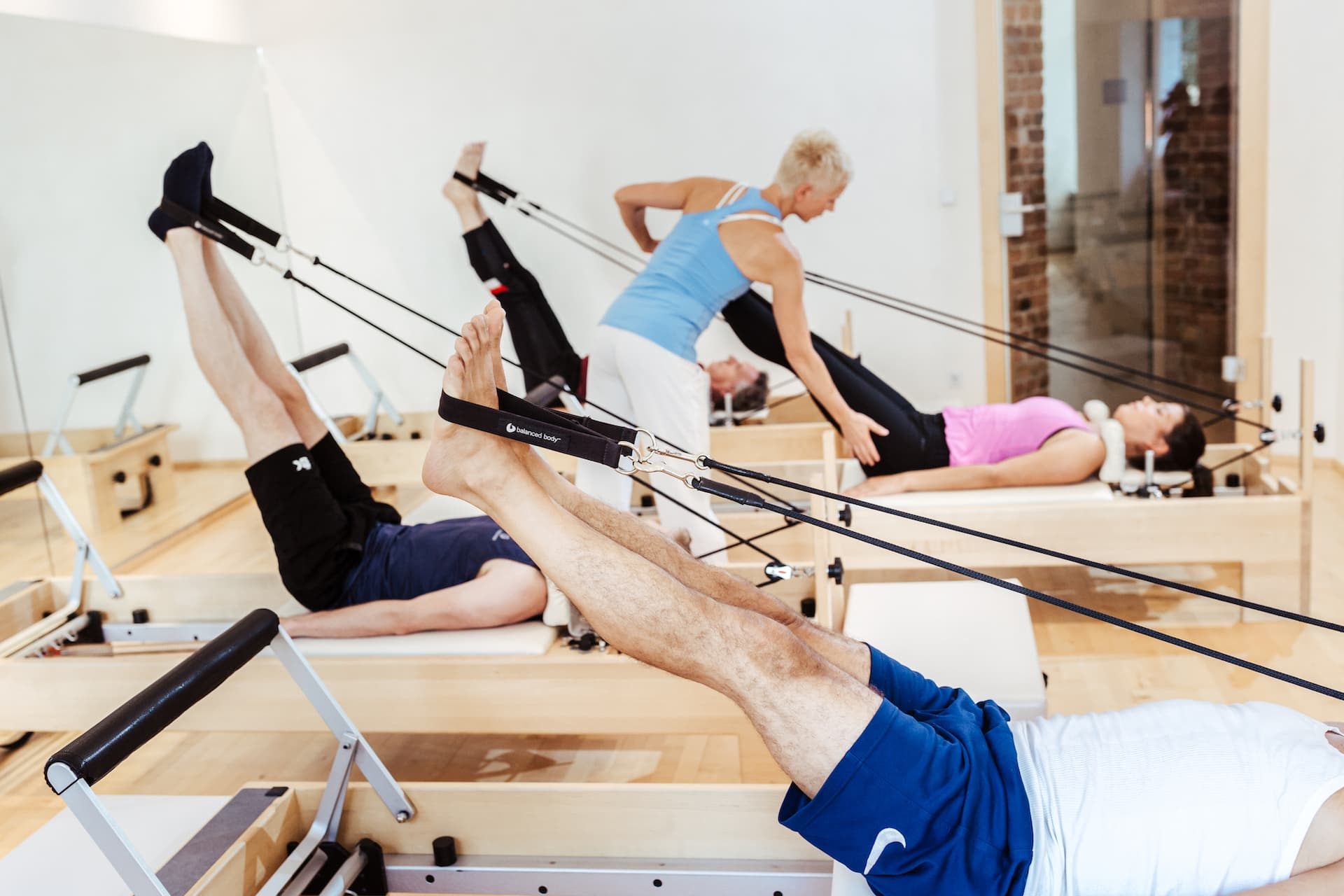 Pilates Reformer Training Berlin